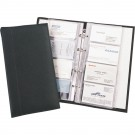 Alassio 41008 Visitenkarten-Ringbuch Aussen-und Innenansicht