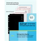 Bind B25133 Systemeinlage Startpaket A5 Aussenansicht