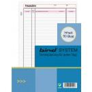 Bind B2543 Systemeinlage FINANZEN A5 Aussenansicht